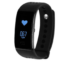 S08 Heart Rate Smart Band